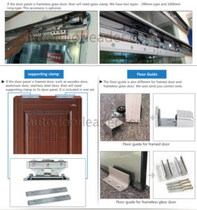 automatic sliding door description