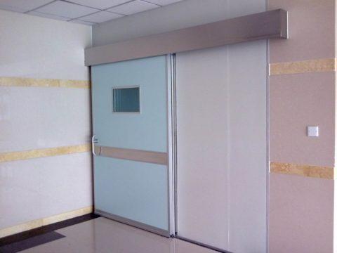 hermetic sliding door opener