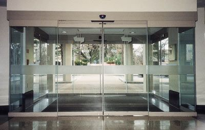 maintenance for automatic sliding door