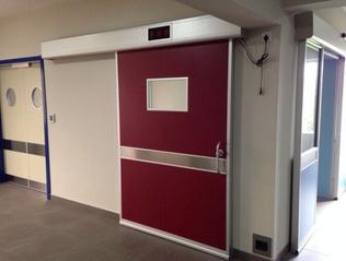 hospital hermetic automatic door