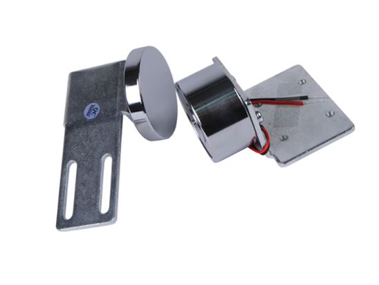 magnetic door lock for sliding door