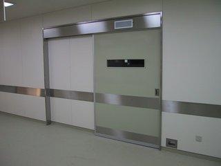 hermetic sliding door
